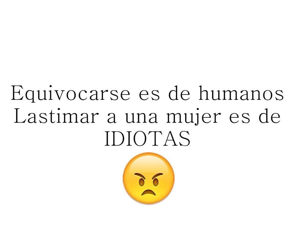 Equivocarse Es De Humanos…
