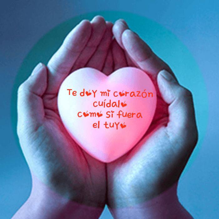 Te Doy Mi Corazon Frases Pw