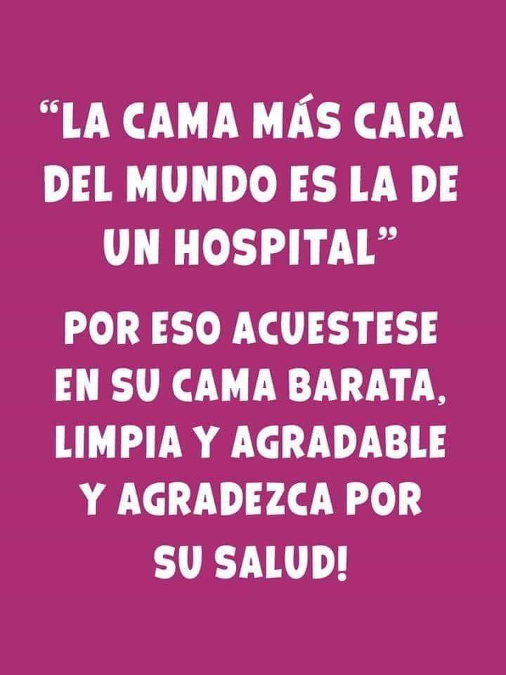 LA CAMA MAS CARA DEL MUNDO ES LA DE UN HOSPITAL