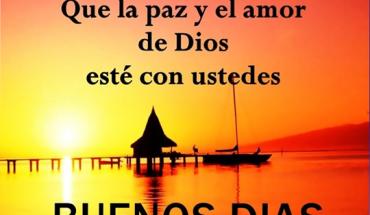 En el nombre del Padre, del Hijo y del Espíritu Santo, al comenzar este día en tus manos me pongo Señor
