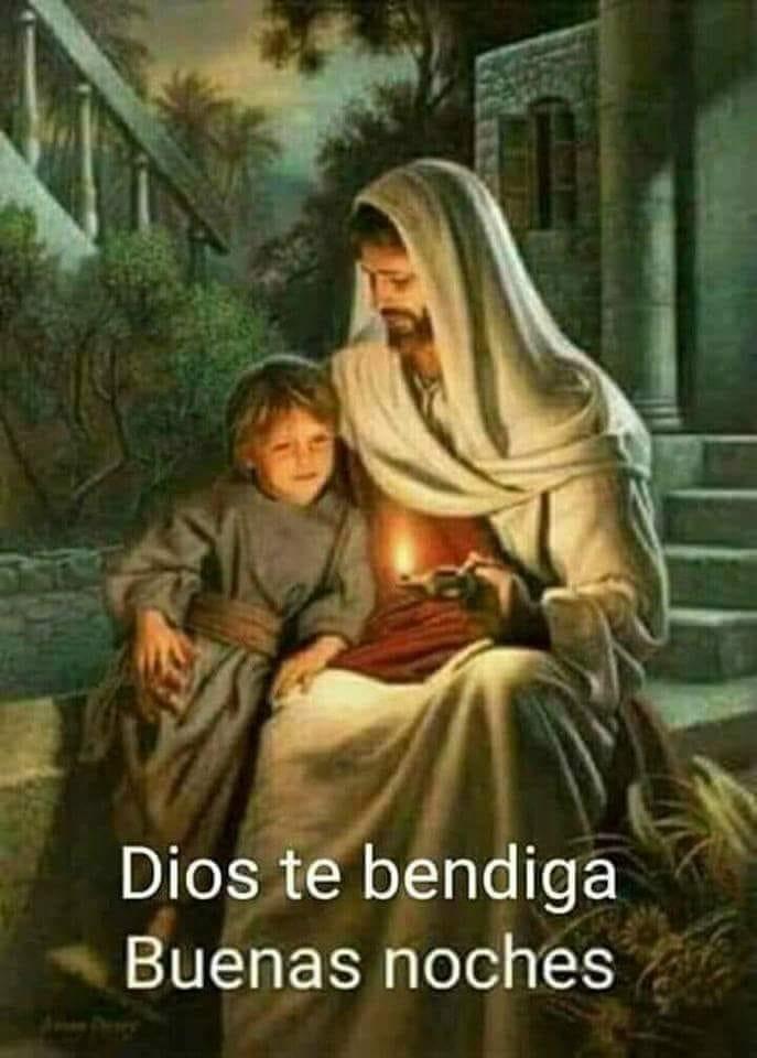 Dios te bendiga, Buenas noches!