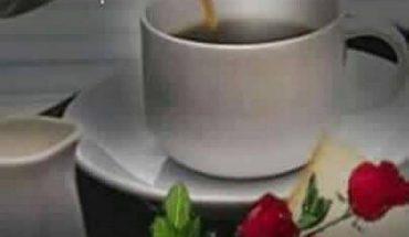 Yo pongo el café y tu la sonrisa, Buenos Días!