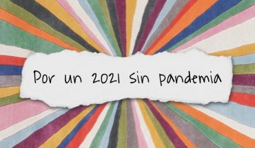 Por un 2021 sin pandemia