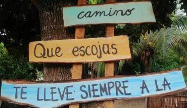 Que el camino que escojas te lleve siempre a la Felicidad