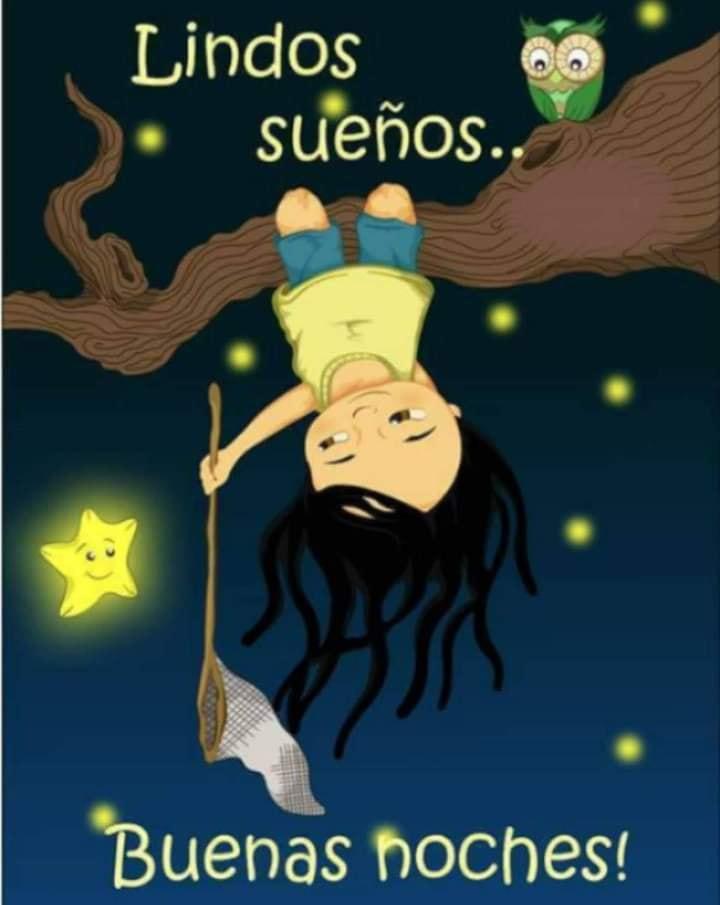Lindos sueños... Buenas noches